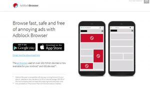 AdBlock Browser by Rocketshield