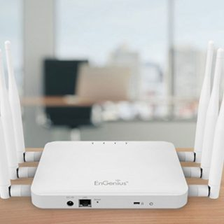 place wireless router indoors
